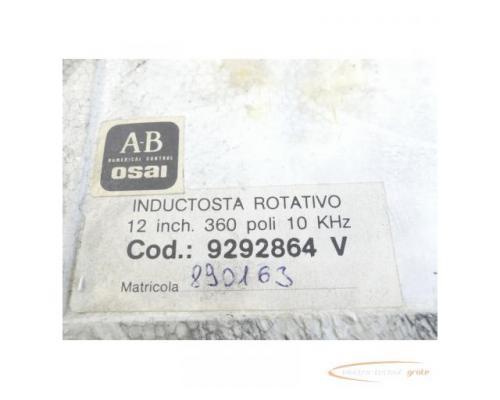 A-B OSAI Trasduttori Drehbarer induktive Messwandler V 12 inch ungebraucht - Bild 6