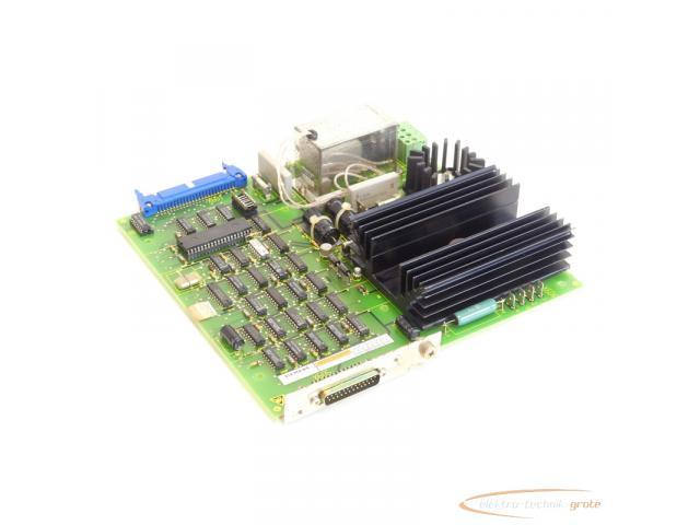 Siemens 6FX1114-2AA01 SINUMERIK 8 MS601-A Anpassung Fanuc-Leser SN:601200 - 1