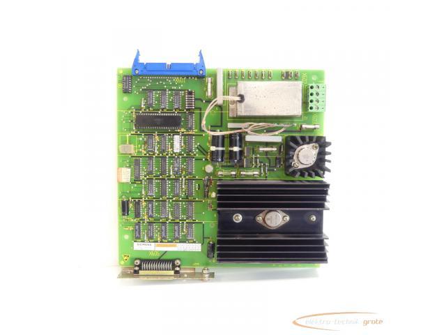 Siemens 6FX1114-2AA01 SINUMERIK 8 MS601-A Anpassung Fanuc-Leser SN:601200 - 2
