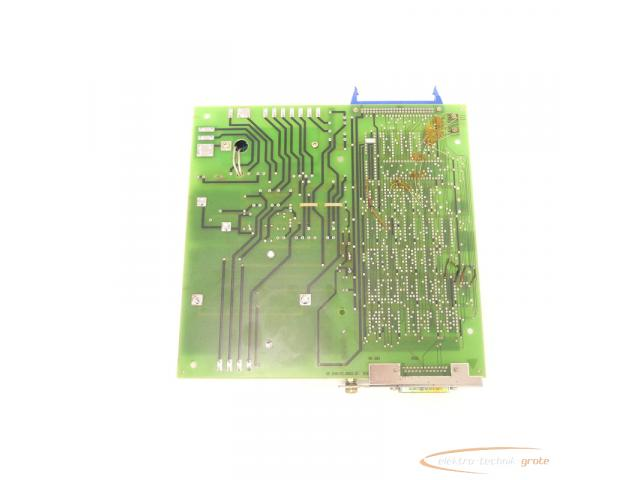Siemens 6FX1114-2AA01 SINUMERIK 8 MS601-A Anpassung Fanuc-Leser SN:601200 - 3