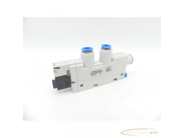 Festo VN-10-L-T3-PQ2-VQ2-R01-B Vakuumsaugdüse 532641 - 1