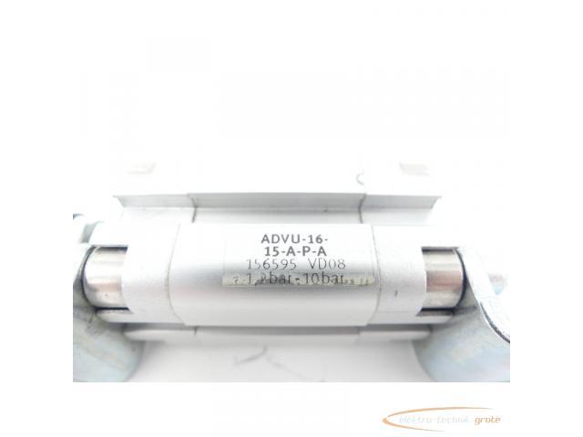 Festo ADVU-16-15-A-P-A Kompaktzylinder 156595 - 2