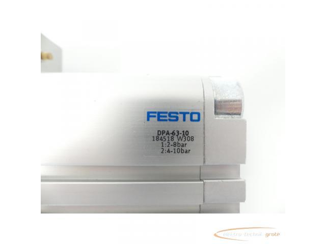 Festo DPA-63-10 Druckbooster 184518 - 2