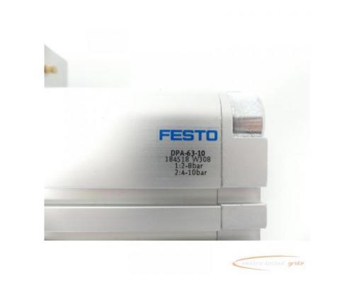 Festo DPA-63-10 Druckbooster 184518 - Bild 2