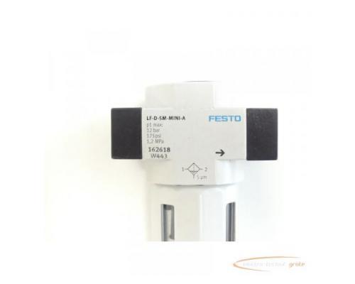 Festo LF-D-5M-MINI-A Filter 162618 W443 - Bild 3