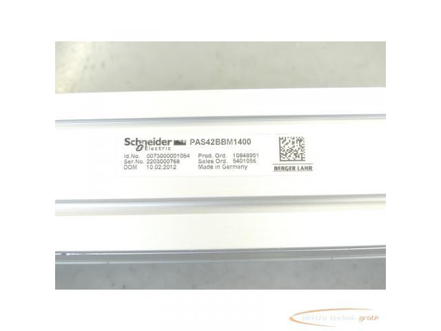 Schneider Electric PAS42BBM1400 Id.Nr. 0073000001084 SN:2203000768 - 5