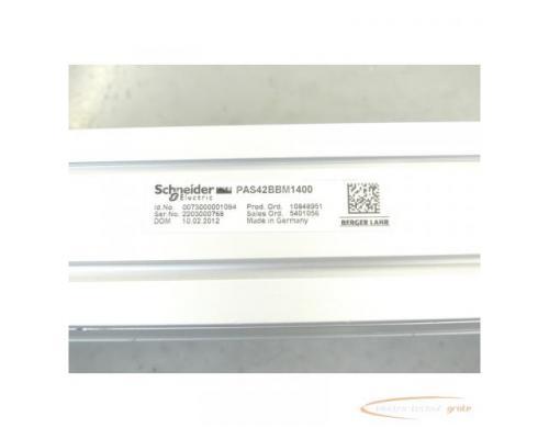 Schneider Electric PAS42BBM1400 Id.Nr. 0073000001084 SN:2203000768 - Bild 5