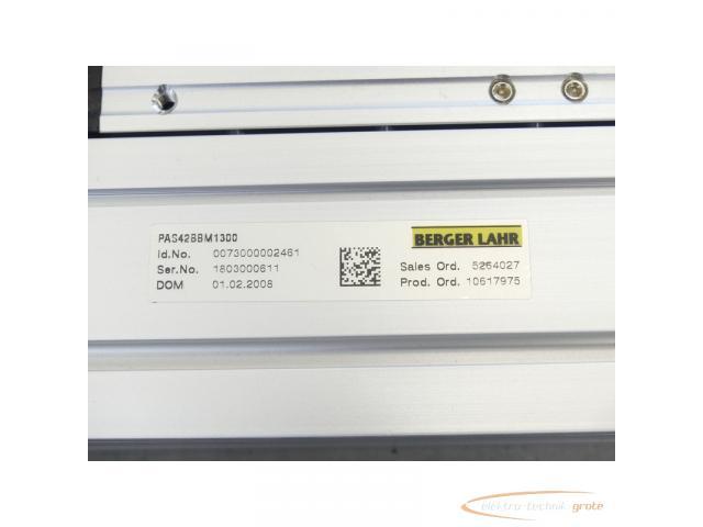 Berger Lahr PAS42BBM1300 Id.Nr. 0073000002461 SN:1803000611 - 4