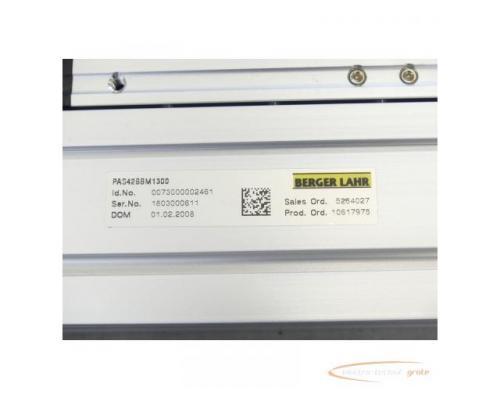 Berger Lahr PAS42BBM1300 Id.Nr. 0073000002461 SN:1803000611 - Bild 4