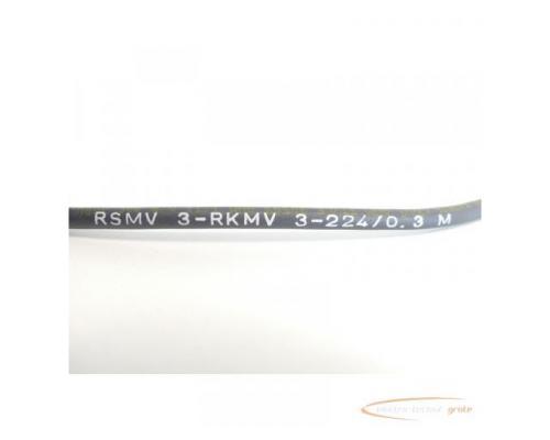 Lumberg RSMV 3-RKMV 3-224/ 0.3 M Sensorkabel 3-polig - Bild 4