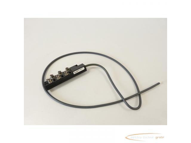Lumberg M8309-01 Sensorbox 6-fach SN:20050517054247 - 1