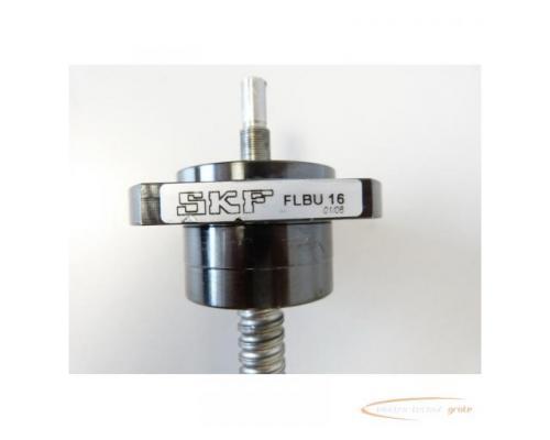 SKF FLBU 16 Flanschlagereinheit m. Kugelgewindetrieb L=570 mm - Bild 5