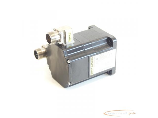 Berger Lahr VRDM397 / 50LWCE0 Schrittmotor SN:1740013975 - 2