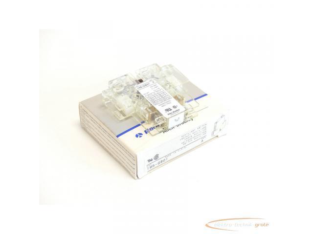 Allen Bradley 195-GB01 Hilfsschalter Series A - ungebraucht! - - 1