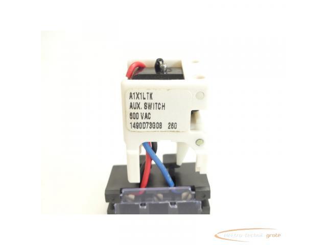 Cutler Hammer A1X1LTK AUX. Switch 600 VAC - 3