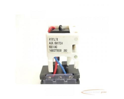 Cutler Hammer A1X1LTK AUX. Switch 600 VAC - Bild 3
