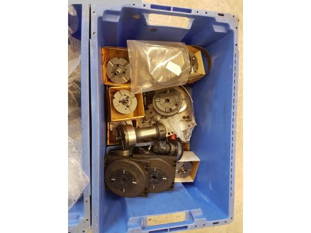 AEG-ELOTHERM 222 BA Senkerodiermaschine - 10