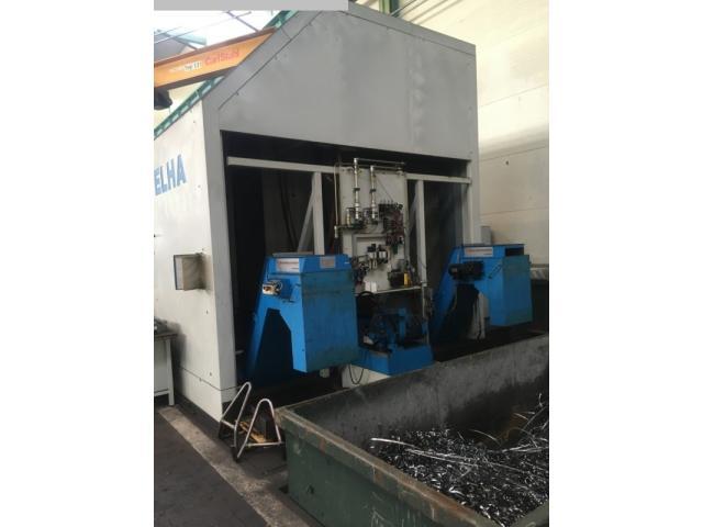 ELHA  Flanschenbohrmaschine - 6