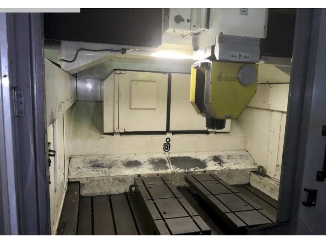 JOBS LINX BLITZ Portalfräsmaschine - 3