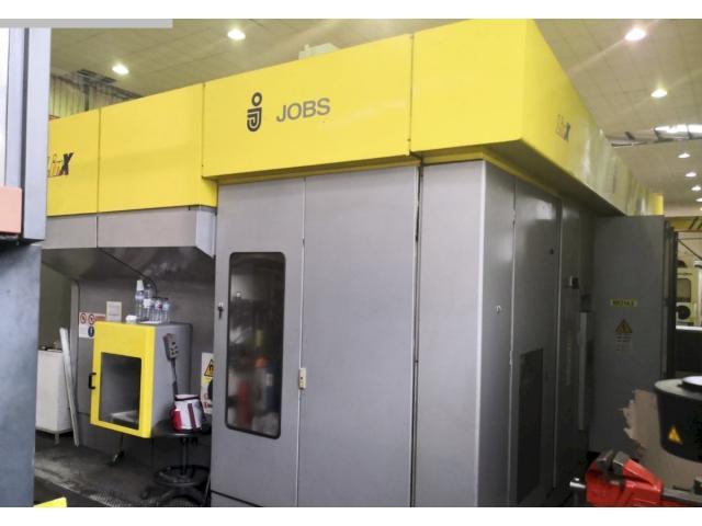 JOBS LINX BLITZ Portalfräsmaschine - 7
