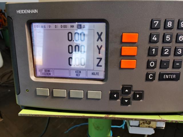 WOTAN B 105 S Tischbohrwerk - 5