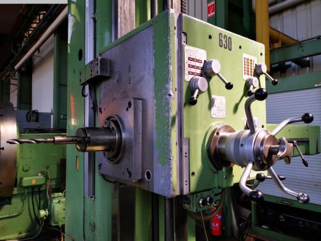 WOTAN B 105 S Tischbohrwerk - 6