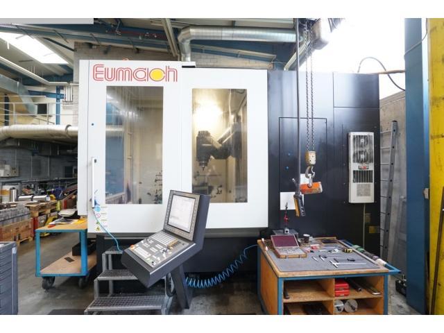 EUMACH UMC 1000 Bearbeitungszentrum - Universal - 1