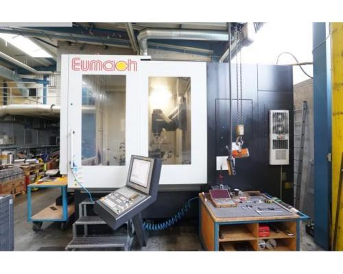 EUMACH UMC 1000 Bearbeitungszentrum - Universal - Bild 1