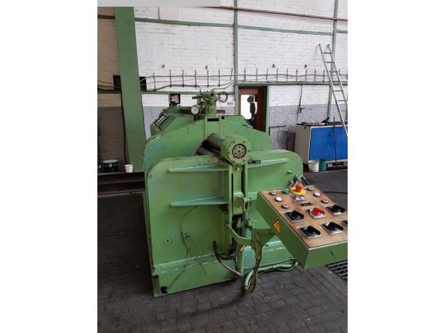 HÄUSLER VRM-hy 400x25 mm Blechrundbiegemaschine - 4 Walzen - 3