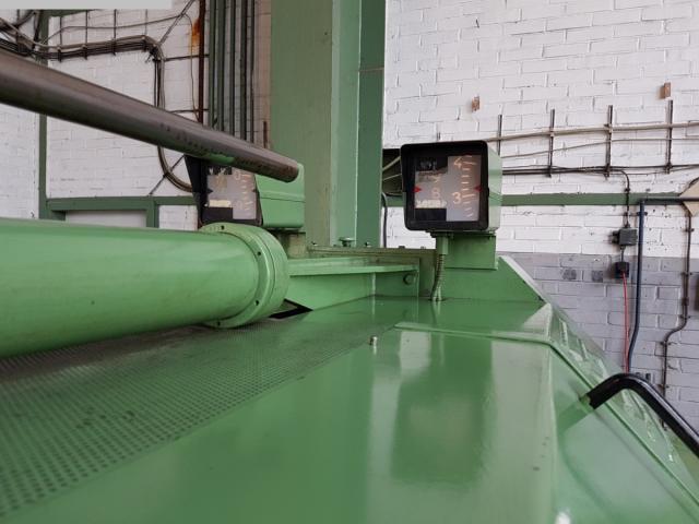 HÄUSLER VRM-hy 400x25 mm Blechrundbiegemaschine - 4 Walzen - 6