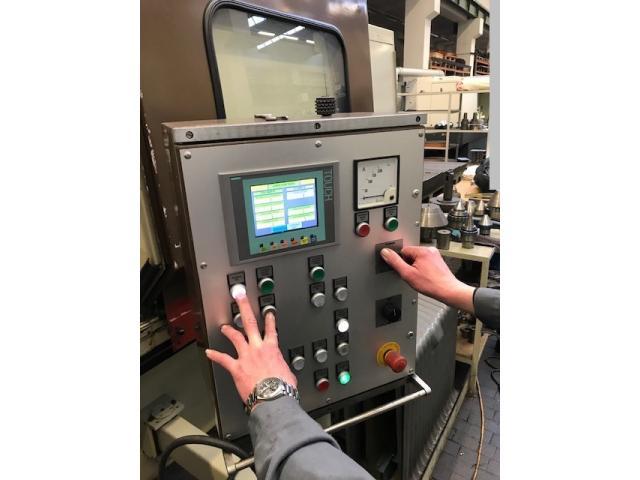 MEUSELWITZ SFS 800/3x3000 Vertikale - Flachschleifmaschine - 3