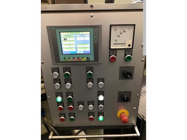 MEUSELWITZ SFS 800/3x3000 Vertikale - Flachschleifmaschine - 4
