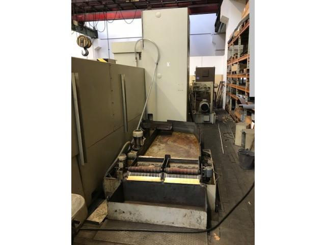 MEUSELWITZ SFS 800/3x3000 Vertikale - Flachschleifmaschine - 9