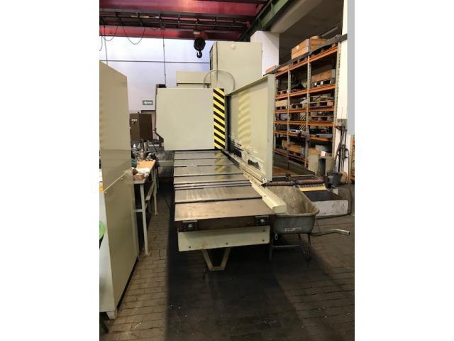 MEUSELWITZ SFS 800/3x3000 Vertikale - Flachschleifmaschine - 10
