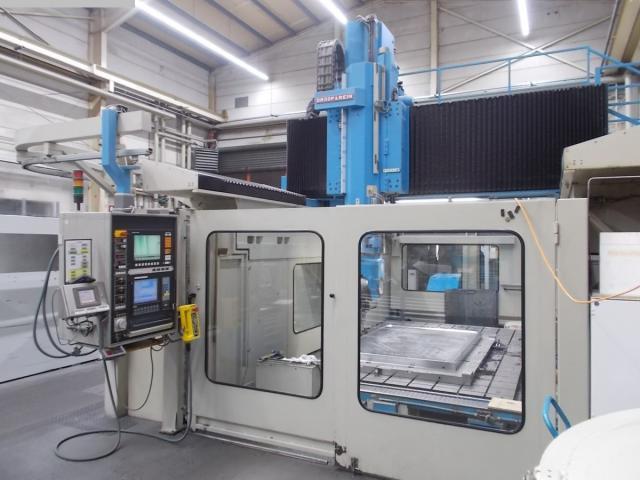 DROOP & REIN FOG 2500 HS11/13NW Portalfräsmaschine - 4