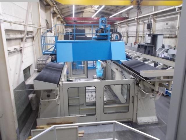 DROOP & REIN FOG 2500 HS11/13NW Portalfräsmaschine - 6