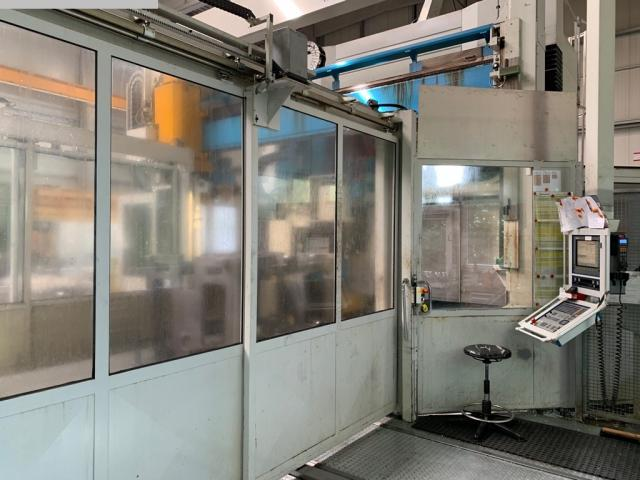 WALDRICH-COBURG 14-10 FP200NC/3,5m Portalfräsmaschine - 1