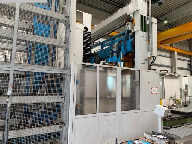 WALDRICH-COBURG 14-10 FP200NC/3,5m Portalfräsmaschine - 4