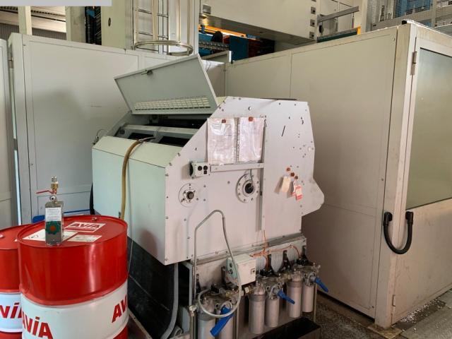 WALDRICH-COBURG 14-10 FP200NC/3,5m Portalfräsmaschine - 5