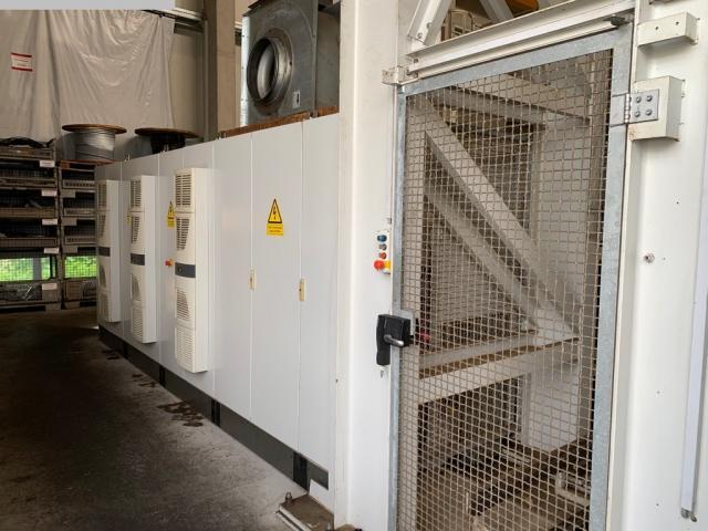 WALDRICH-COBURG 14-10 FP200NC/3,5m Portalfräsmaschine - 6