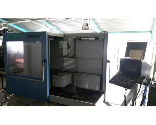 Universal-Fräs- und Bohrmaschine DECKEL FP 4- 60 T - Bild 1