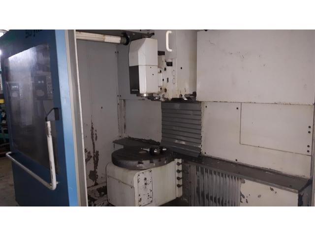 Universal-Fräs- und Bohrmaschine DECKEL FP 4- 60 T - 2