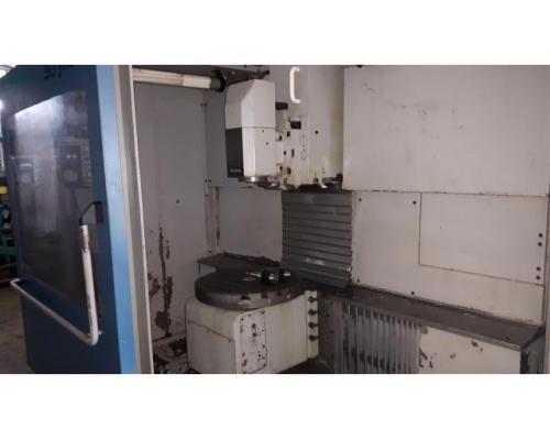 Universal-Fräs- und Bohrmaschine DECKEL FP 4- 60 T - Bild 2