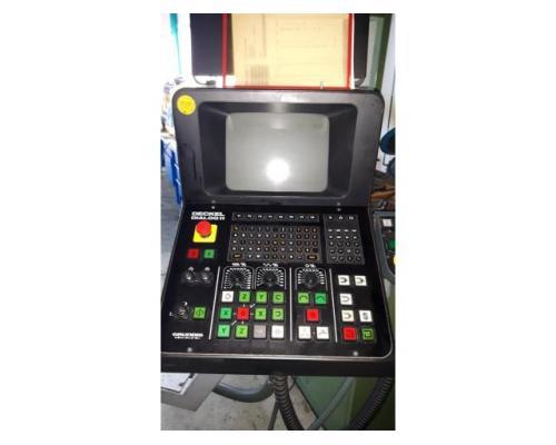 Universal-Fräs- und Bohrmaschine DECKEL FP 4- 60 T - Bild 4