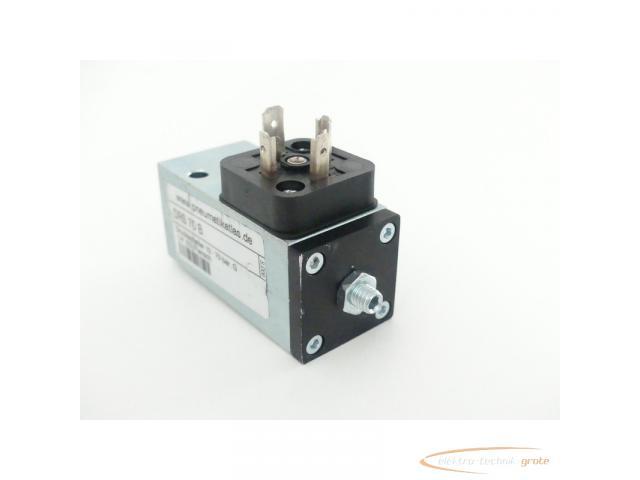 DRS 70 B Druckschalter 10 - 70 bar G 1/4 (IG) / Flansch - 3