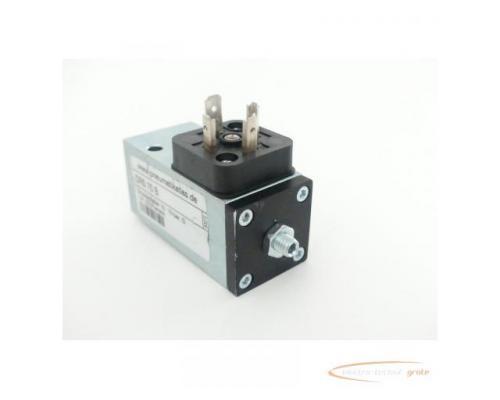 DRS 70 B Druckschalter 10 - 70 bar G 1/4 (IG) / Flansch - Bild 3