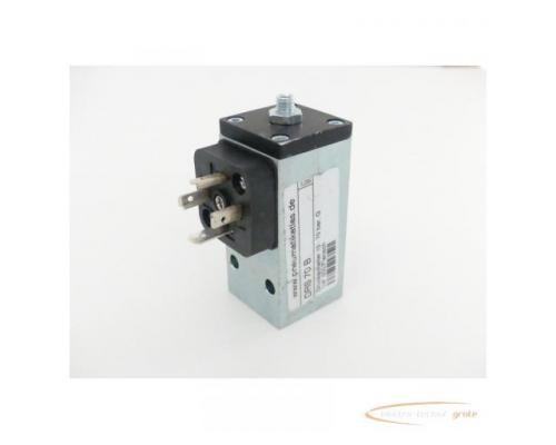 DRS 70 B Druckschalter 10 - 70 bar G 1/4 (IG) / Flansch - Bild 6