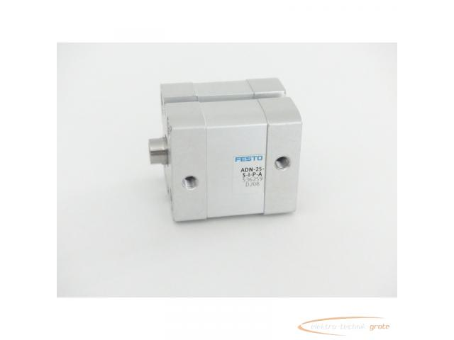 Festo ADN-25-5-I-P-A Kompaktzylinder 536259 D208 - 1