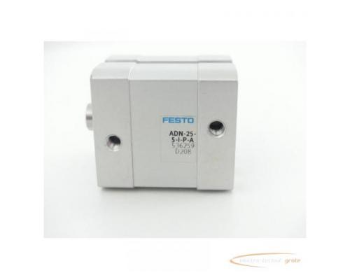 Festo ADN-25-5-I-P-A Kompaktzylinder 536259 D208 - Bild 2