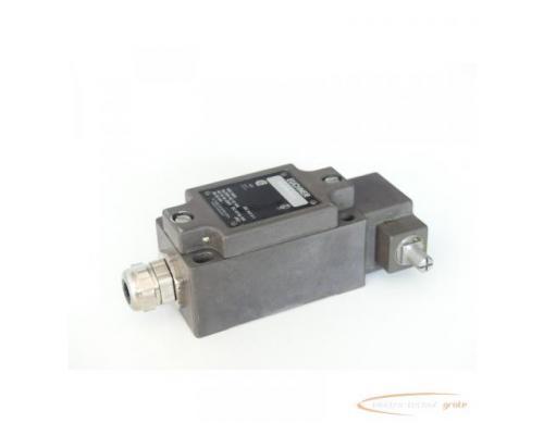 Euchner NG1SM-510 Positionsschalter D4 AC-15 6A 230V DC-13 6A 24V - Bild 1